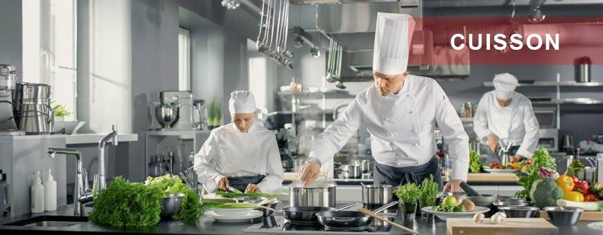 Matériel de cuisson professionnel   - ArredoChef